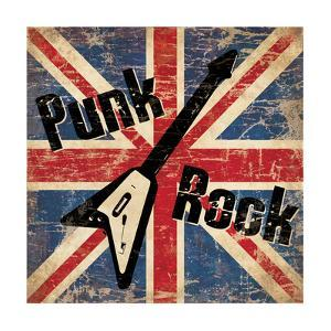 Punk Rock by N. Harbick
