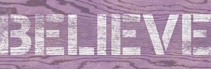Purple Believe by N. Harbick