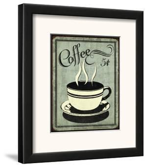 Retro Coffee I by N. Harbick