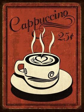 Retro Coffee III by N. Harbick