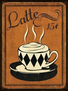 Retro Coffee IV by N. Harbick