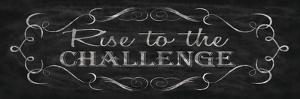 Rise to the Challenge by N. Harbick