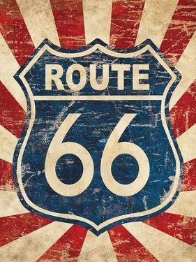 Route 66 I by N. Harbick