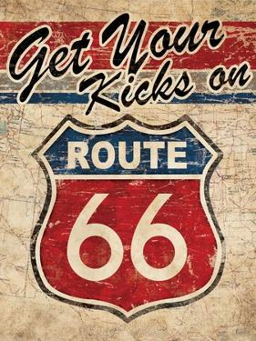 Route 66 II by N^ Harbick