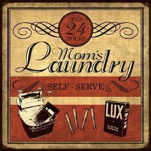 Self Serve Laundry Sq by N. Harbick