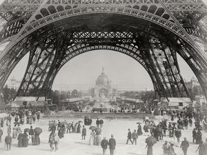 Vintage Paris II by N. Harbick