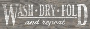 Wash Dry Fold by N. Harbick
