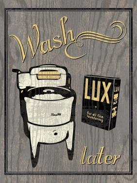 Wash - Gray by N. Harbick
