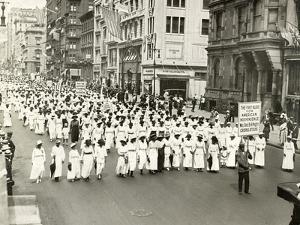 NAACP Parade, NYC, 1917