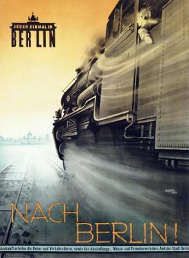 Nach Berlin Locomotive Railway
