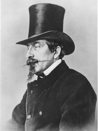 Portrait of Emperor Napoleon III by Nadar