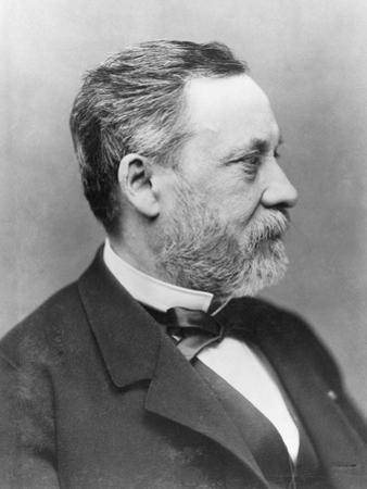 Portrait of Louis Pasteur by Nadar