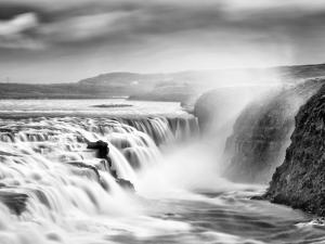 Gullfoss Waterfall, Iceland by Nadia Isakova