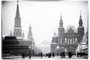Red Square, Moscow, Russia by Nadia Isakova