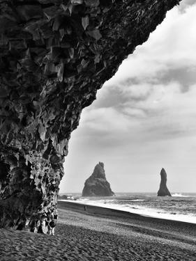Reynisfjara Beach, Iceland by Nadia Isakova