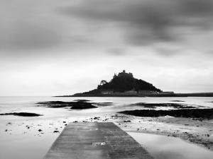 St Michael'S Mount at Sunrise, Cornwall, UK by Nadia Isakova