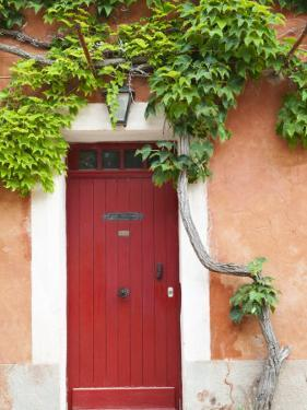 Traditional Architecture in Roussillon, Provence, France by Nadia Isakova
