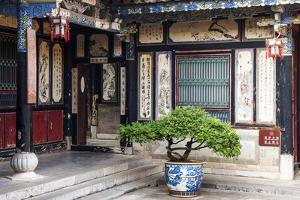 Typical Architecture of the Zhu Family Garden, Jianshui County by Nadia Isakova