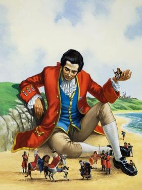 Gulliver's Travels by Nadir Quinto