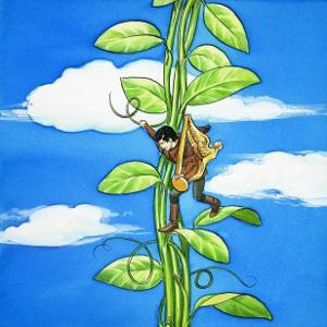Jack and the Beanstalk by Nadir Quinto
