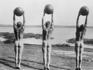 Naked Ball Exercise