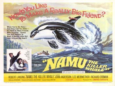 Namu, The Killer Whale, 1966