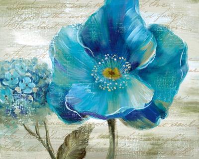 Blue Poppy Poem II by Nan