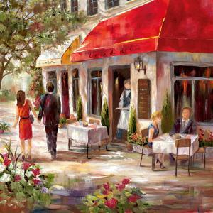Café Afternoon II by Nan