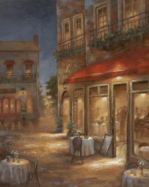 Cafe Marquerite by Nan