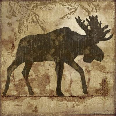 Country Moose by Nan