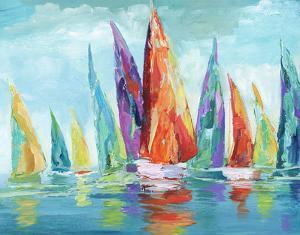 Fine Day Sailing I by Nan