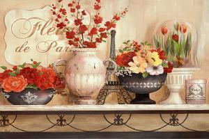 Fleurs de Paris by Nan