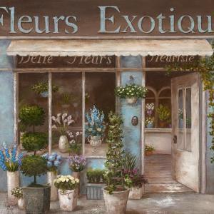 Fleurs Exotique by Nan