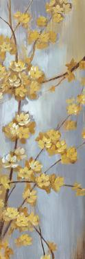 Forsythia Garden I by Nan