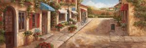 Italian Village I by Nan