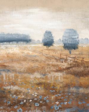 Linen Meadow II by Nan