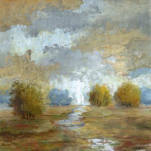 Lush Meadow I by Nan