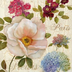 Paris Fleurs by Nan
