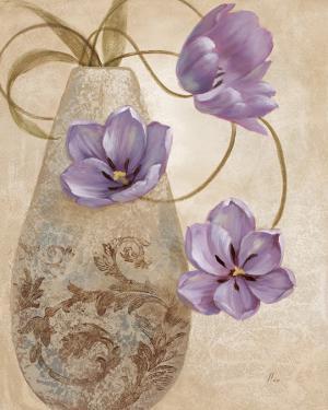 Purple Sophistication I by Nan