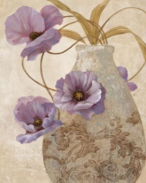 Purple Sophistication II by Nan