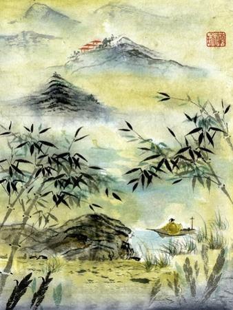 Having Visited Qui Baishi