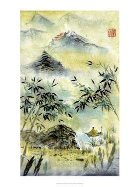 Having Visited Qui Baishi by Nan Rae