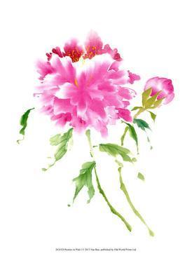 Peonies in Pink I by Nan Rae