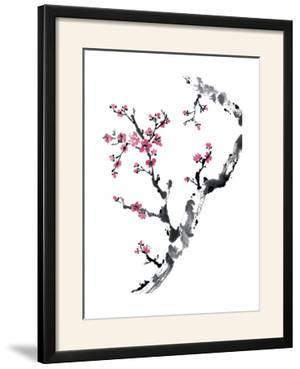 Plum Blossom Branch II by Nan Rae