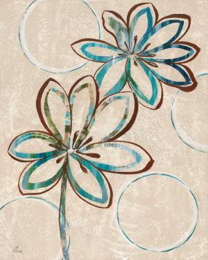 Tie Dye I by Nan
