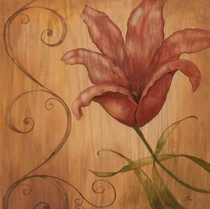Tiger Lily I by Nan