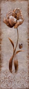 Tulip & Butterfly II by Nan