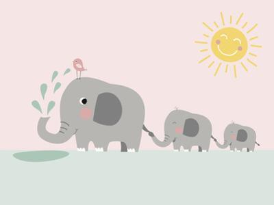 Elephant by Nanamia Design