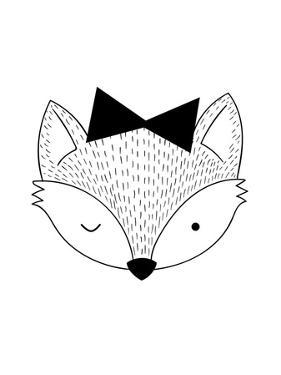 Foxblack by Nanamia Design