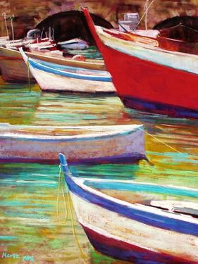 Colors of Camogli by Nancie King Mertz